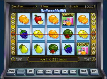 Игровые автоматы фрут коктейль игровые автоматы жава