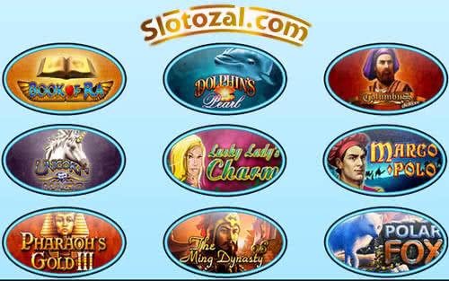 reviews slotozal casino